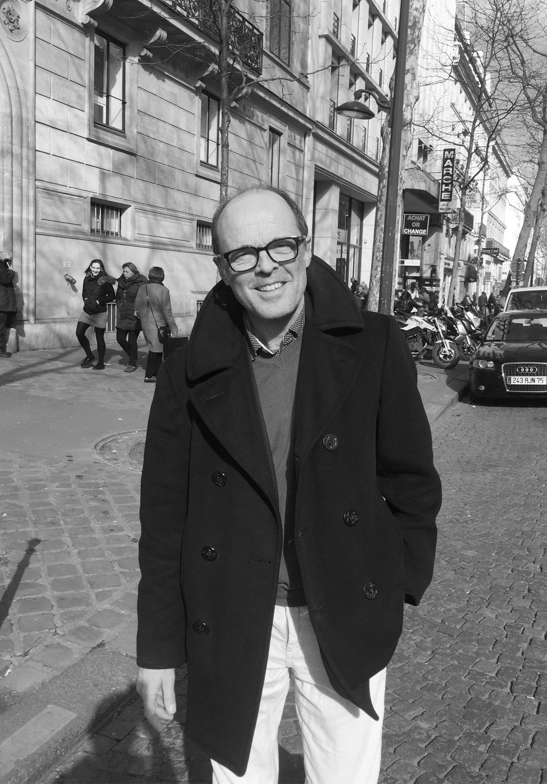 François Fauque